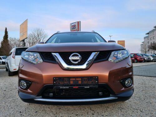 Nissan X-Trail 4x4 360° KAMERA NAVI EURO-6