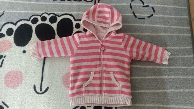 kurtka wiosna r. 68 74 dla dziewczynki