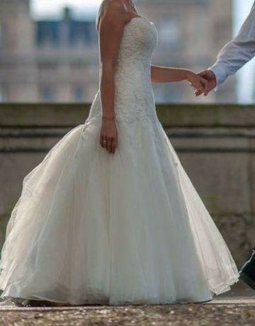Suknia ślubna La Sposa Detalle Madonna Pronovias