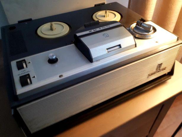 UNITRA ZK 140 magnetofon szpulowy
