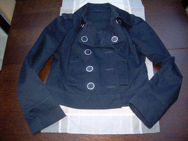 _NOWA_Kurtka Ramoneska 100%Cotton F+F Navy roz.M/L_Polecam