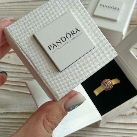 Подарочная коробка для шарма Pandora. Коробочка для шармов Пандора опт