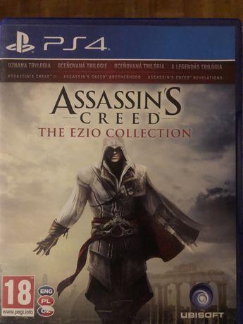 Assasins creed Ezio Collection ps4