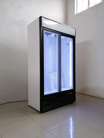 Witryna chłodziarka regał szafa chłodnicza UBC 120 cm