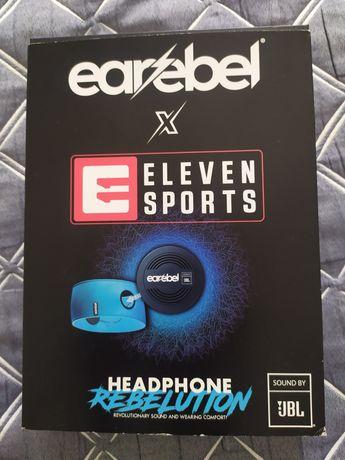 Fita desporto com headphone Bluetooth