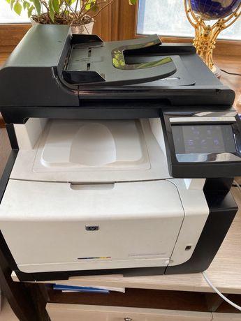 Принтер лазерный цветной HP LaserJet CV1415fnw