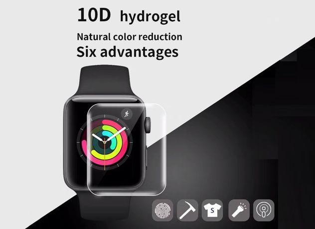 Защитная пленка 2шт Apple Watch Series Nike 1 2 3 4 5 6 38/40/42/44mm
