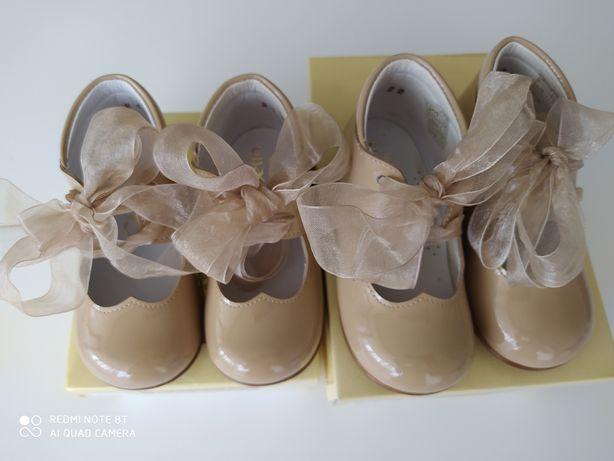 Sapato  LINDO verniz gémeas