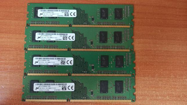 2 GB RAM DDR 3 do komputera stacjonarnego. Posiadam 5 szt