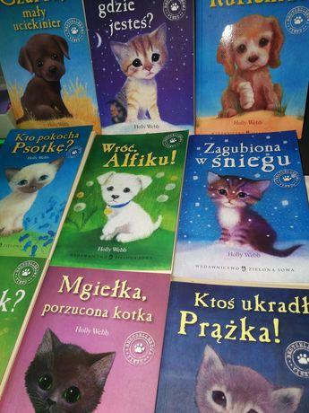 Książki dla dzieci / Holly Webb
