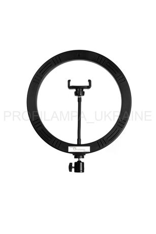 Кольцева LED лампа/Кольцевой свет!Ring Flash RL12(Full set)