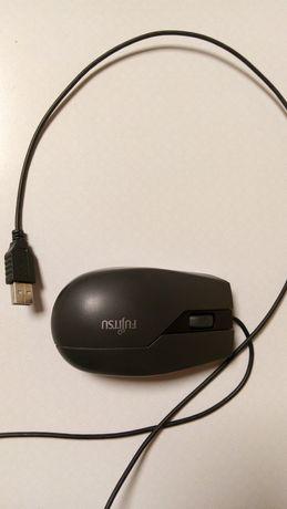 компьютерная мышь проводная, работает хорошо