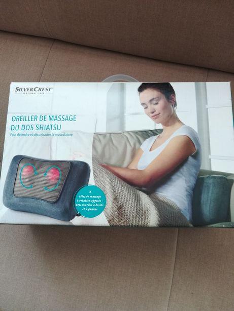 Masażer - elektryczne urządzenie do masażu Silver Crest