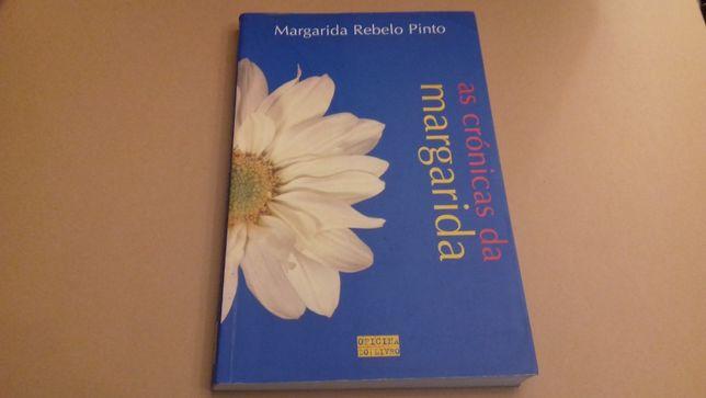 As Crónicas da Margarida de Margarida Rebelo Pinto