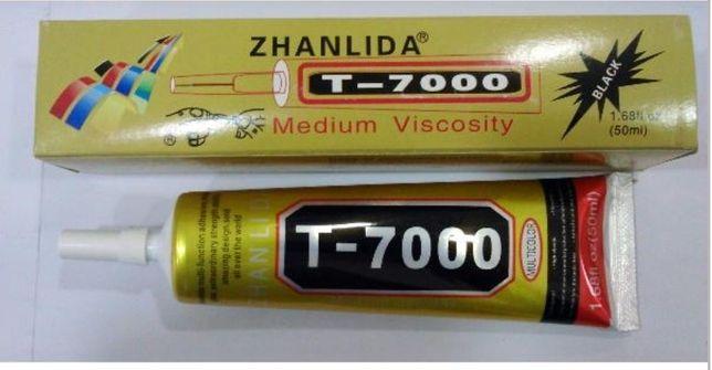 Cola adesivo displays t-7000 b-7000 50ml