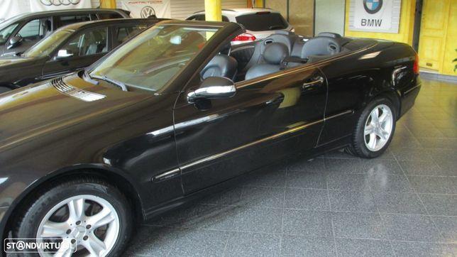 Mercedes-Benz CLK 200 K Avantgarde Aut.