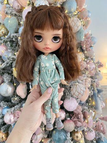 Кукла блайз .blythe кастом