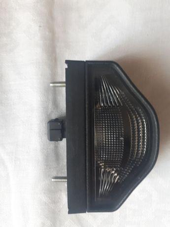 Подсветка номерного знака на Renault Master 3 Оригинал