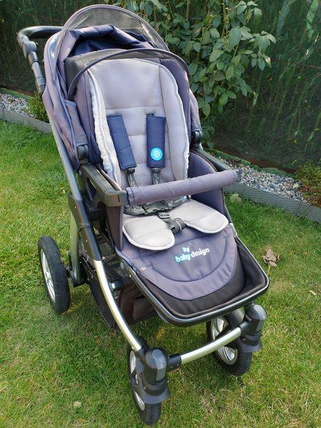 Wózek Baby Design 2w1 (Gondola i spacerówka) Lupo Comfort