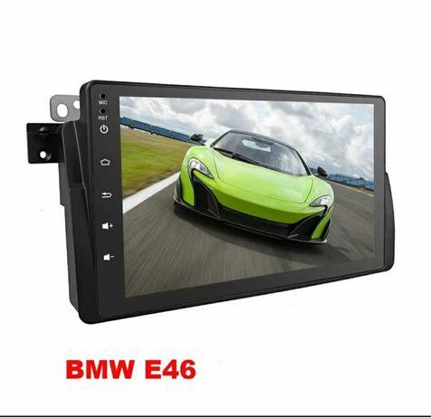 Bmw e46 radio android Gps navi BMW 3 . E46
