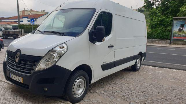 Renault master 2015 iva dedutivel