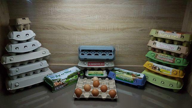 Wytłaczanki na Jajka, Wytłoczki, Opakowania na 10 Jaj NOWE od 50szt