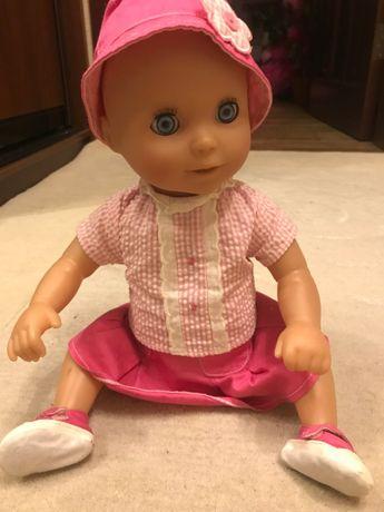 Кукла-пупс 45см Chicco