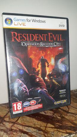 Resident Evil: Operation Raccoon City Wersja PC Gra na Komputer