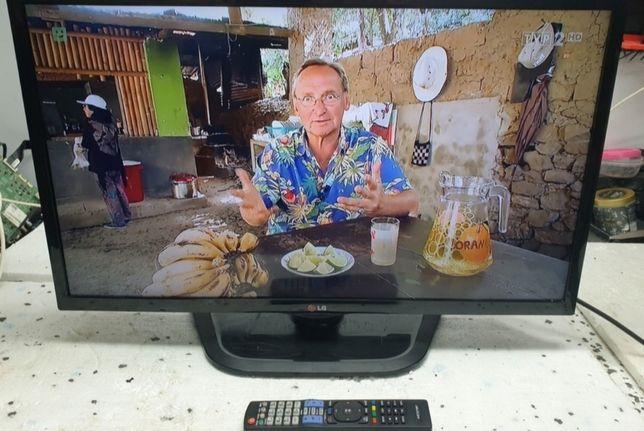 TV LED LG 32 cale DVBT - HDMI - PILOT - USB Gwarancja Wysylka