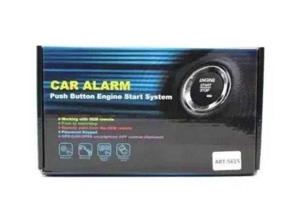 Автосигнализация car alarm kd3600 с gsm, gps трекингом и автозапуском