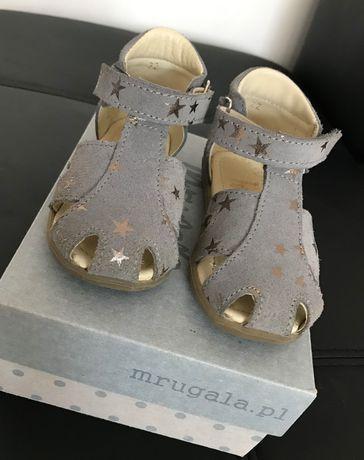 Sandałki niemowlęce  Mrugała 22