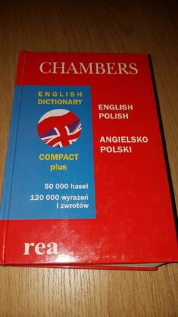 Słownik Angielsko-Polski Chambers