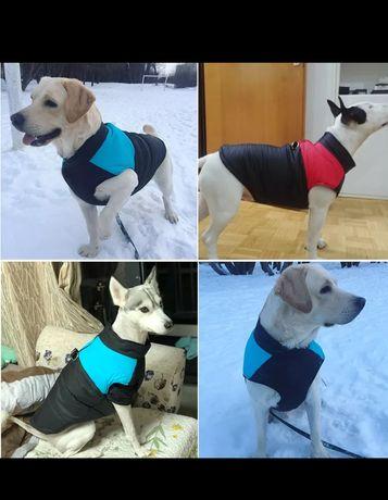 Capas novas impermeáveis para cães.