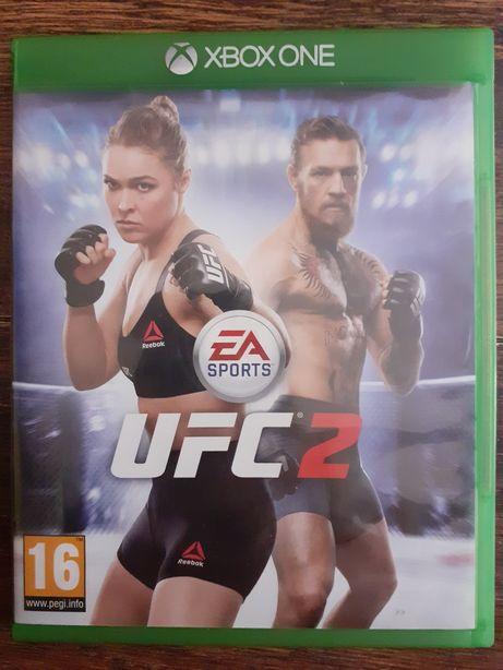 UFC 2 gra na Xbox one