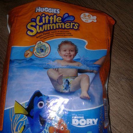 подгузники для плавания хаггис