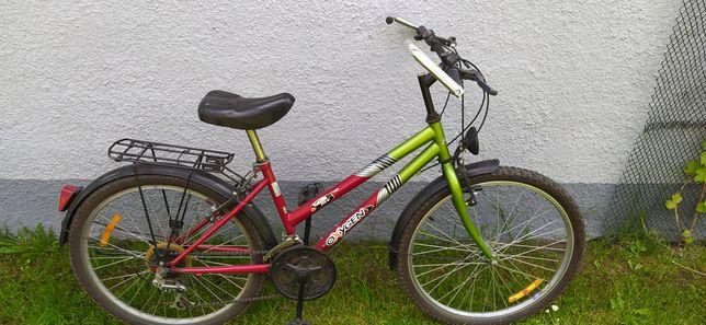 """Rower damski, dziewczęcy, rower górski 24"""""""