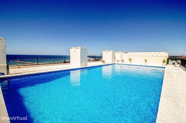 Apartamento T1 c/Piscina, Costa de Caparica