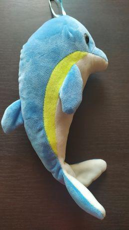 Дельфин, мягкая игрушка