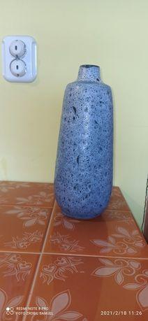 Wazon wazonik niebieski
