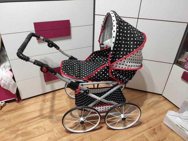 Duży wózek dla lalek