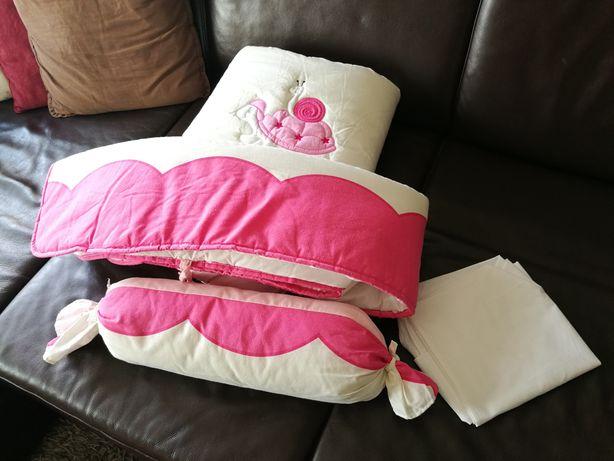 Conjunto cama bebé