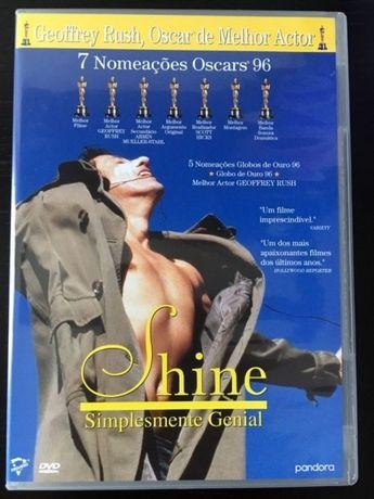 DVD Filme Shine