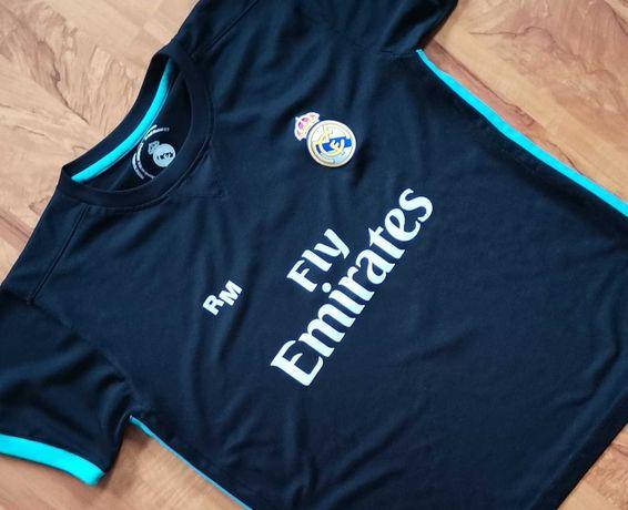 Koszulka oficjalna piłkarska Real Madryt Ronaldo 7 10 lat piłka nożna