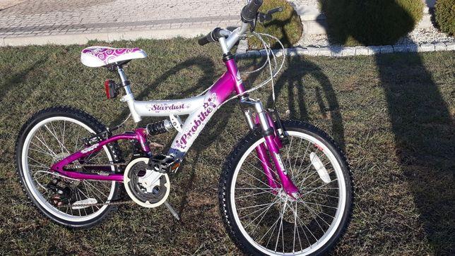 """Rower 20"""" dla dziewczynki"""