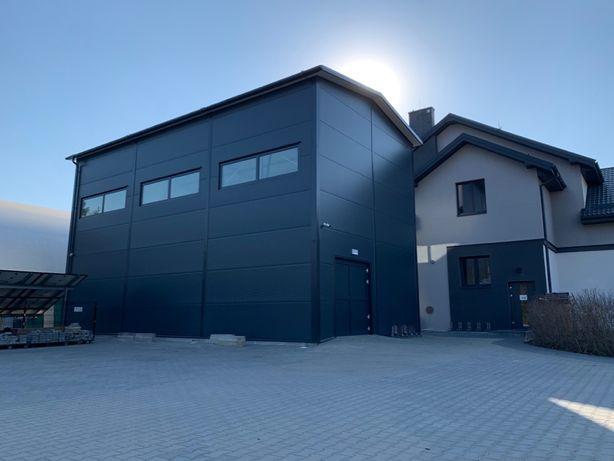 Konstrukcje stalowe, hale, wiaty, przechowalnie, garaż, magazyn
