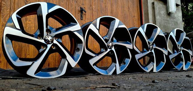 NOWE FELGI do Peugeot 308/3008/407/508/5008 18x5x108