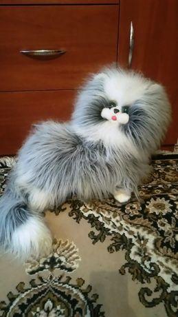 Большая мягкая игрушка новая кот котик