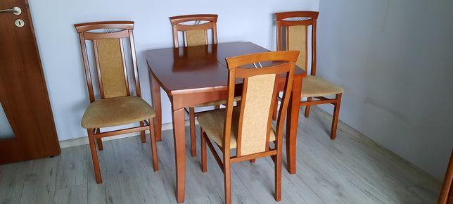 Stół rozkładany z krzesłami Tanio!!!