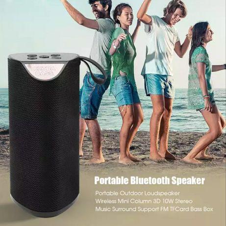 Głośnik Bluetooth Mega Bass Nowy !!!