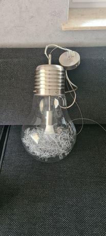Lampa żarówka duża